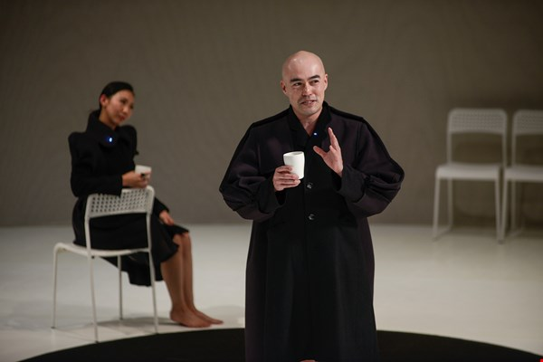 The play is the fruit of a second year of cooperation and exchange between Taiwan's Shakespeare's Wild Sisters Group and Japan's Dai­nana­gekijo.