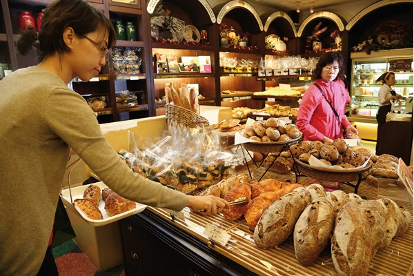 In Taiwan there are bakeries everywhere, where you can try delicious breads carefully made by master bakers.