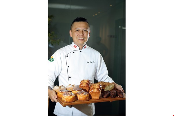 Chen Yao-hsun, winner of the Mondial du Pain competition, makes all kinds of delicious breads in the spirit of a craftsman.