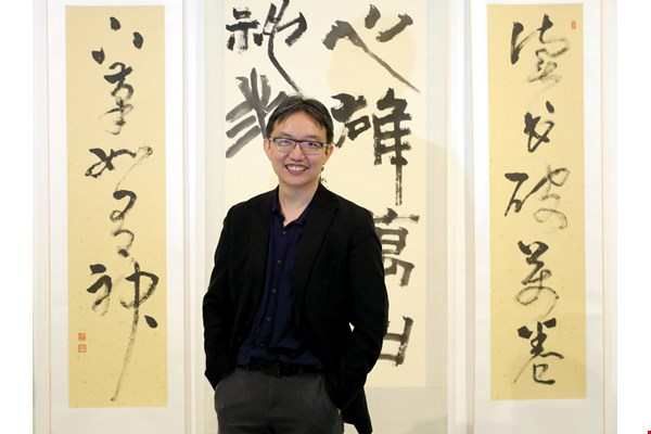 Tan Chee Lay, who studied in Taiwan, says that Taiwan's literature, educational system, and creativity have deeply informed his own writing back in Singapore.
