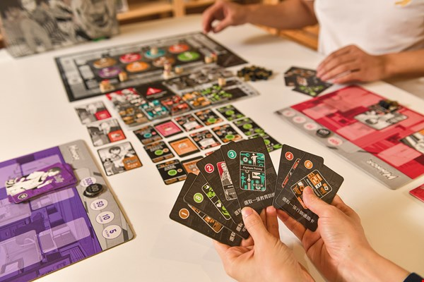 Tabletop games are more than just fun—they can also stimulate thinking and imagination.