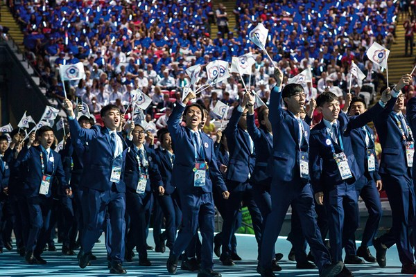 Team Taiwan brought home five gold medals, five silvers, five bronzes, and 23 medallions of excellence from the 2019 WorldSkills Competition held in Kazan, Russia.
