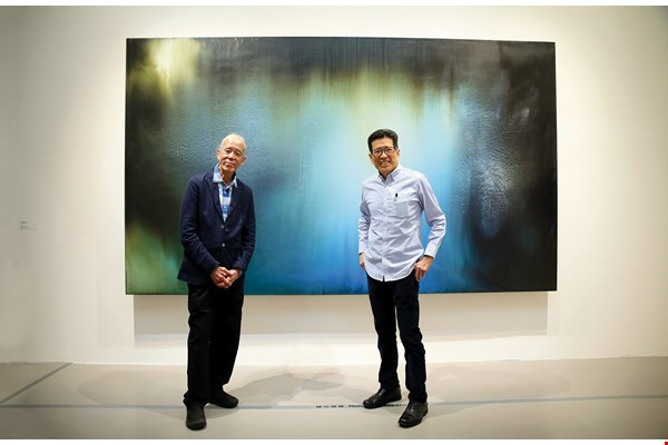 Paul Chiang (left), Stanley Yen (right) (photo by Jimmy Lin)